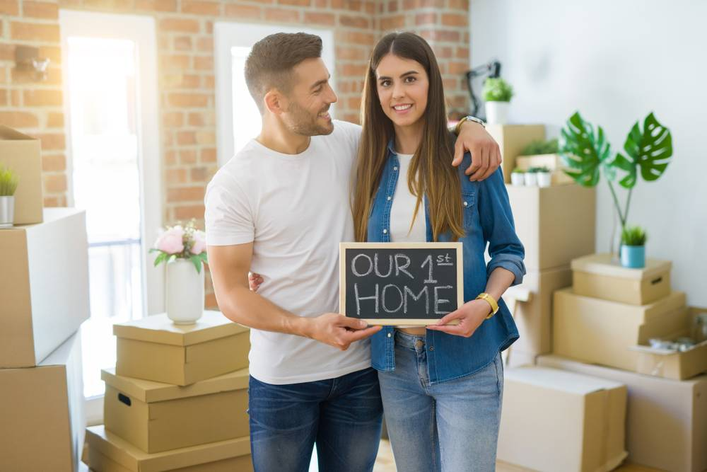 Confidence: The extension of the First Home Loan Deposit Scheme gives buyers the confidence to proceed with a purchase. Photo - Shutterstock.