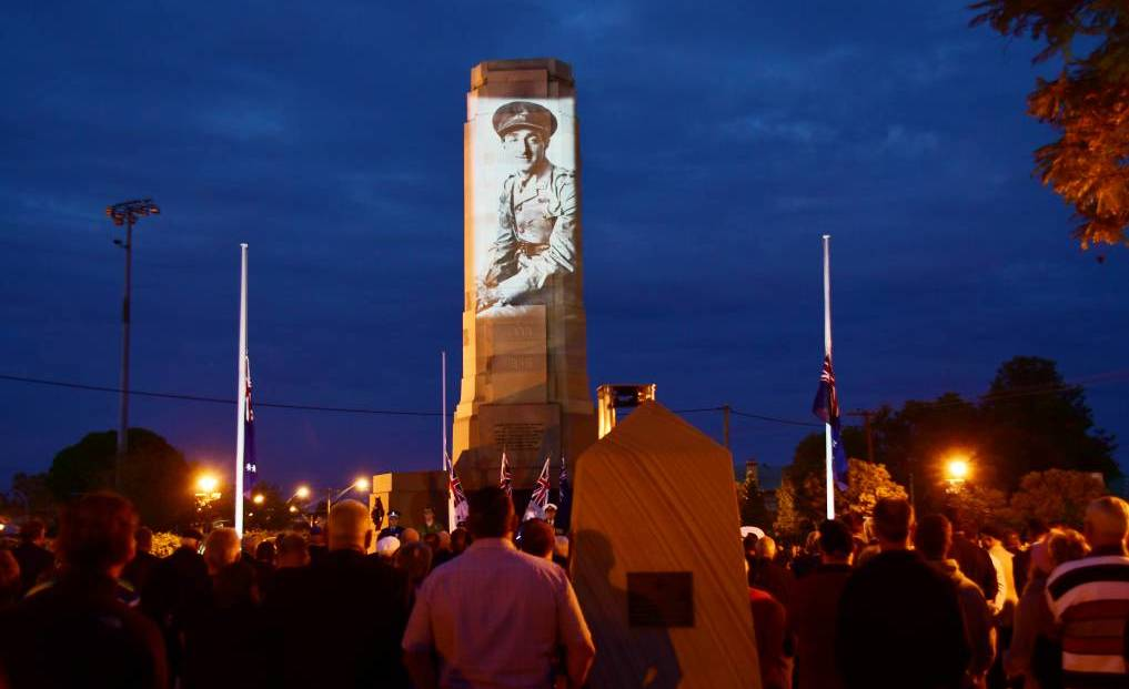 CANCELLED: Dubbo Anzac Day commemorations will be cancelled following the Coronavirus outbreak. Photo: AMY McINTYRE