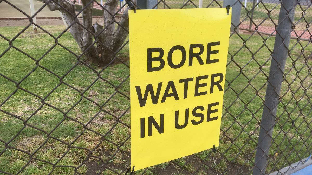 BORES: Dubbo Regional Council has outlined work underway to boost groundwater supplies in Dubbo, Geurie and Wellington. Photo: File.